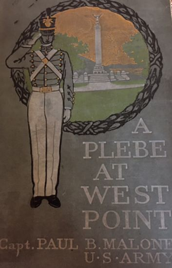 A Plebe at West Point
