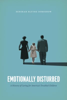 Emotionally Disturbed Book Cover