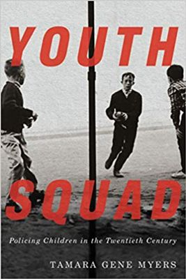 Youth Squad Book Cover