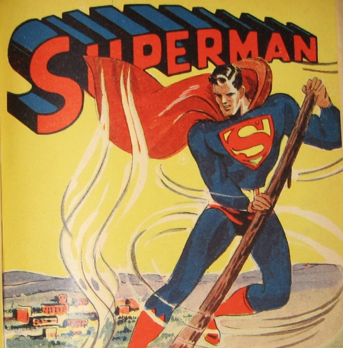 Revisited: From Superman to Social Realism